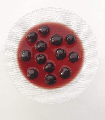 Dark Cherries in Merlot Syrup: Fancy Food Show Gold-Award Winner! - SOLD OUT