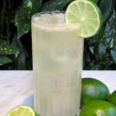 Ginger Limon Rickey