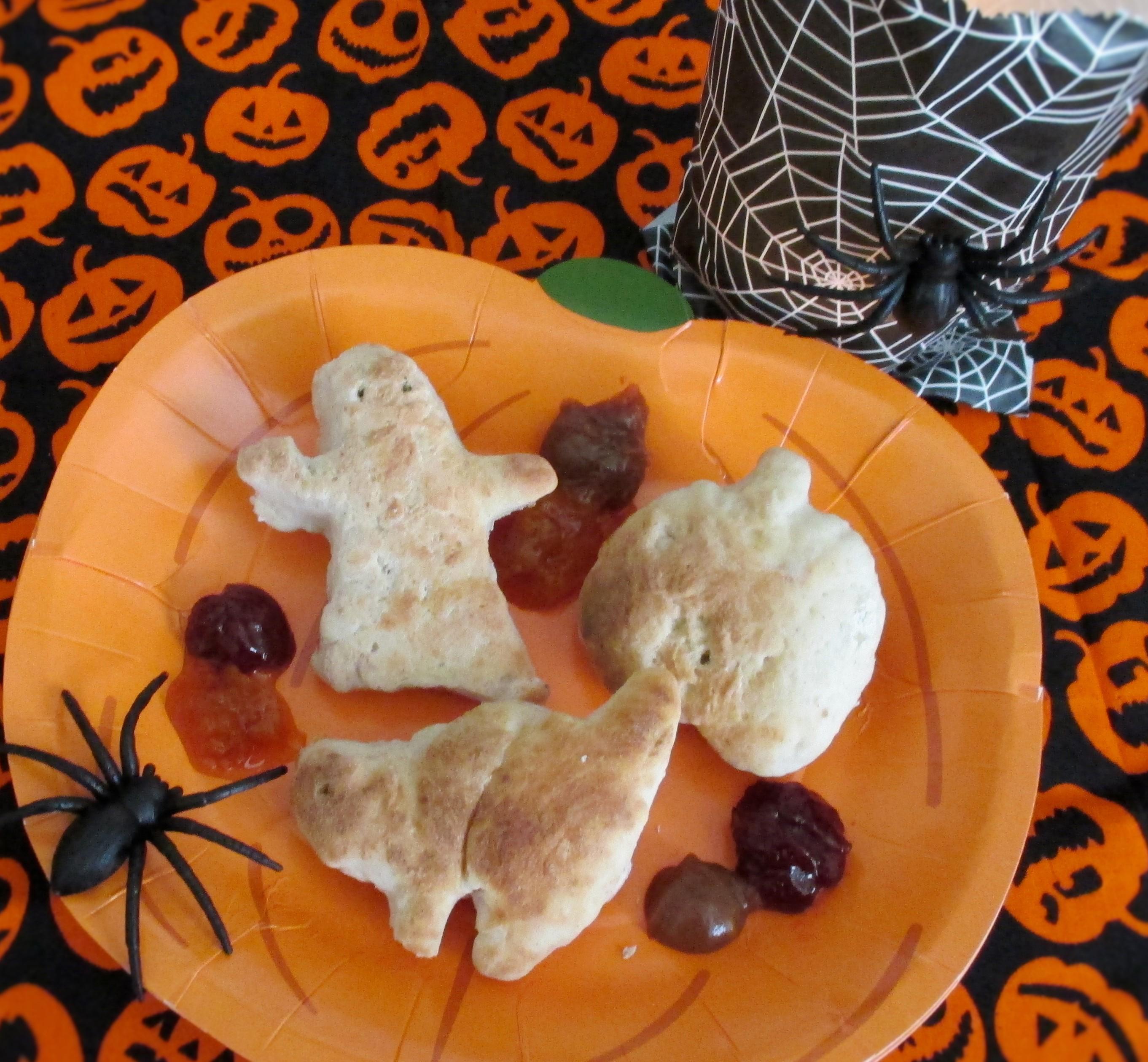 Robert Lambert Halloween Dipping Bread