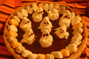Melting Ghost Pie