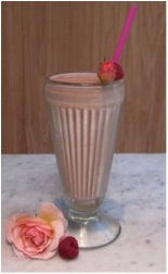 Robert Lambert Raspberry Rose Chocolate Shake