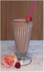 Robert Lambert Raspberry Rose Chocolate Shake