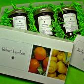 Robert Lambert Signature Rare Marmalade Trio